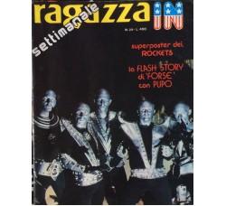 Rockets - Giornalino Ragazza In - Anni 80