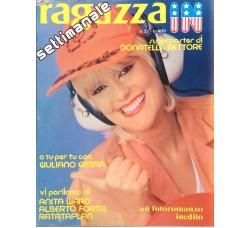 Donatella Rettore - Giornalino Ragazza In - Anni 80
