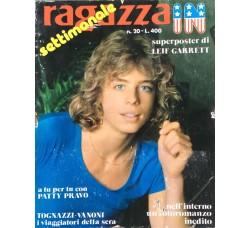 Leif Garrett  - Giornalino Ragazza In - Anni 80