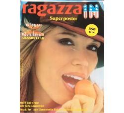 Ragazza in  - Amanda Lear - Contiene POSTER
