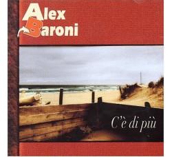 Alex Baroni – C'è di più - CD - MAN-31