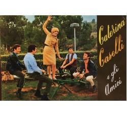 Caterina Caselli - Cartolina da collezione
