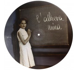 Mina  ‎– L'Allieva picture disc - Copia 169