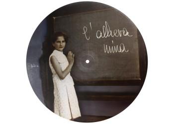 Mina  – L'Allieva picture disc - Copia 169