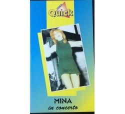 Mina - In concerto - Rara Videocassetta.