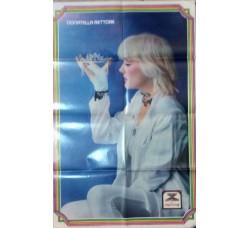 Donatella Rettore - Poster da collezione Anni 80