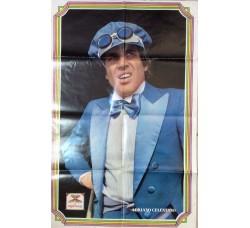 Adriano Celentano - Poster da collezione Anni 80