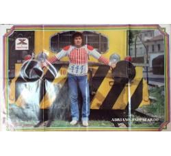Adriano Pappalardo - Poster  da Collezione  – Cm 75 x Cm 48