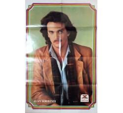 Alan Sorrenti - Poster da collezione Anni 80