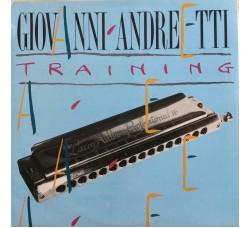 Giovanni Andreetti – Training - LP/Vinile