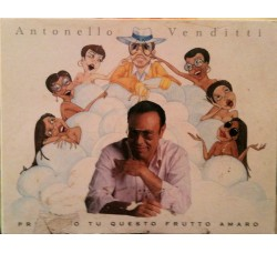 Antonello Venditti – Prendilo Tu Questo Frutto Amaro - MC