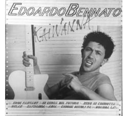 Edoardo Bennato – Kaiwanna -  Vinile / Lp