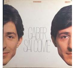 Gaber Giorgio  – Sai Com'È - Vinile 1968