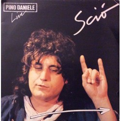 Pino Daniele – Sciò - 2 Vinile DLP - 1° Stampa