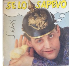 Francesco Salvi – Se Lo Sapevo - LP/Vinile