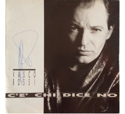 Vasco Rossi – C'È Chi Dice No - LP/Vinile 1987
