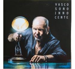 VASCO - Vasco Rossi – Sono Innocente - 2 LP Vinile colore Bianco
