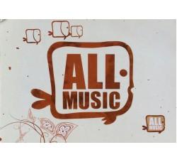 All Music - Cartolina da collezione