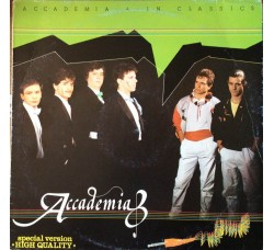Accademia – Accademia 4 In Classics - LP/Vinile °