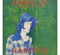 Antonius Rex ‎– Ralefun - CD*