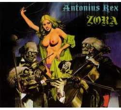 Antonius Rex ‎– Zora - 32th Anniversary Edition - CD*