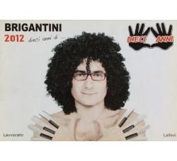 Brigantini  - Cartolina da collezione