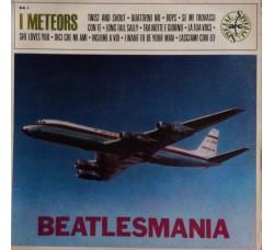I Meteors – Beatlesmania - Vinile 1965