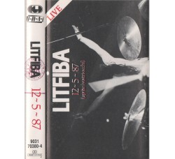 Litfiba – 12/5/87 (Aprite I Vostri Occhi) - MC