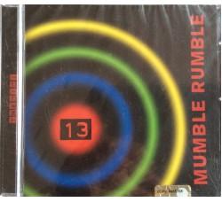 Mumble Rumble – Tredici - CD Sealed