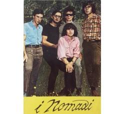 I Nomadi  - Cartolina da collezione