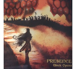 Presence  Black Opera Limited - 2 LP BWR-014