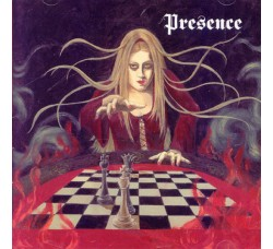 Presence ‎The Sleeper Awakes + Live - LP BWR-069