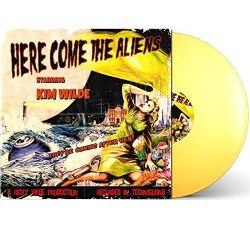 Kim Wilde - Here Come the Aliens - LP/Vinile Color