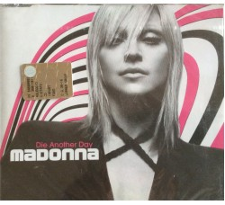 Madonna ‎– Die Another Day - Cd Maxi Single.