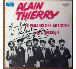 Alain Thierry – Le Paradis Des Artistes