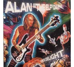 Alan Davey – Chaos Of Delight - Vinyl + Fumetto