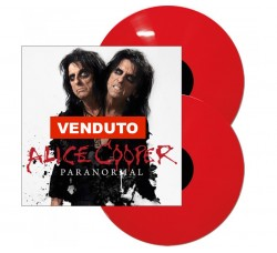 Alice Cooper - Paranormal - 2 Lp RED VINYL