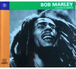 Bob Marley - Canzoni di Libertà - Book