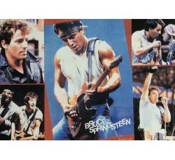 Bruce Springsteen - Cartolina da collezione