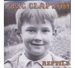 Eric Clapton – Reptile - Cd Usato