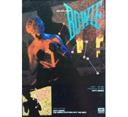 David Bowie - Pubblicità Lancio Inedito singolo Emi