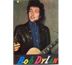 Bob Dylan- Cartolina da collezione