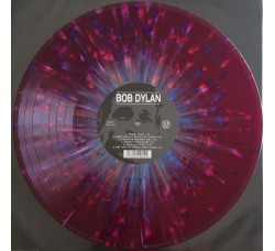 Bob Dylan Limited edition purple splatter (Vinile)