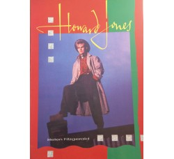 Howard Jones Band  - Helen Fitgerald Book