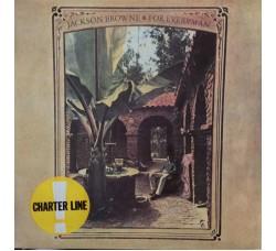 Jackson Browne – For Everyman - Vinile/LP