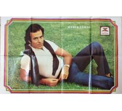 Julio Iglesias - Poster da collezione - cm 75 x cm 48