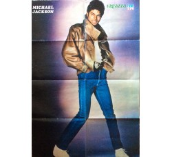 Michael Jackson - super Poster Ragazza In