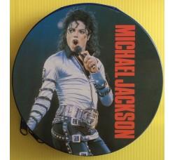 Borsa  porta 24 CD-DVD - Foto Michael Jackson
