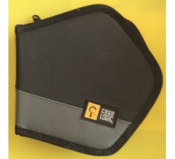 Case Logic  Borsa  porta 24 CD-DVD
