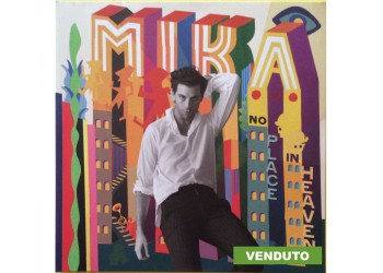 MIKA  ‎– No Place In Heaven - Lp Limited